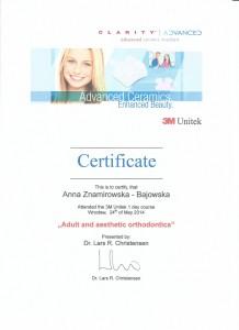 certyfikat 3m maj 2014